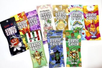 buy Exotic Carts